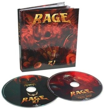 RAGE : 21 [LIMITED] (2CD)