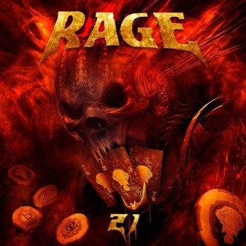 RAGE: 21 (LP VINYL)