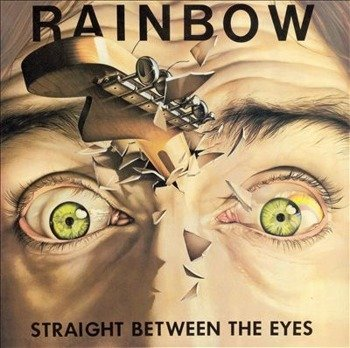 RAINBOW: STRAIGHT BETWEEN THE EYES (CD)