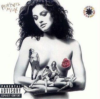 RED HOT CHILI PEPPERS: MOTHER'S MILK-NEW VERSION (CD)
