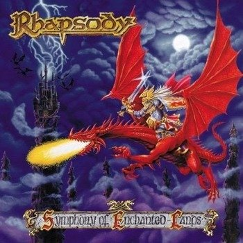 RHAPSODY: SYMPHONY OF ENCHANTED LANDS (CD)