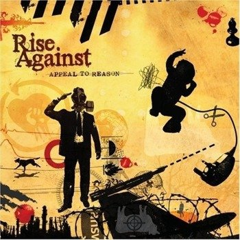 RISE AGAINST - APPEAL TO REASON (CD)