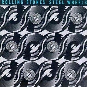 ROLLING STONES: STEEL WHEELS (CD) REMASTER