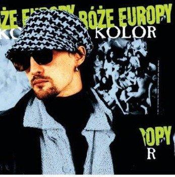 RÓŻE EUROPY: KOLOR (CD)