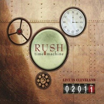 RUSH: TIME MACHINE 2011 - LIVE IN CLEVELAND (CD)