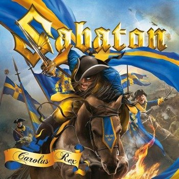 SABATON: CAROLUS REX (2CD)