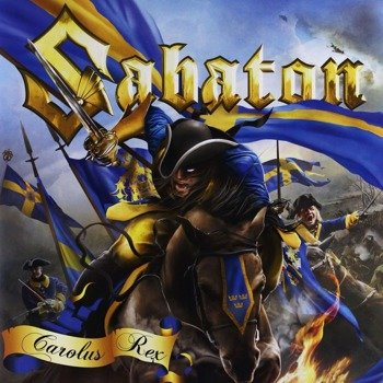 SABATON: CAROLUS REX (LP VINYL)