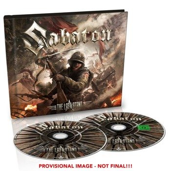 SABATON: THE LAST STAND (CD+DVD)