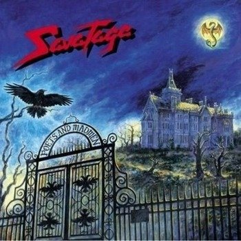 SAVATAGE: POETS AND MADMEN (CD) DIGIPACK