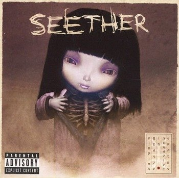 SEETHER: FINDING BEAUTY IN NEGATIVE SPACES (CD)