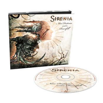 SIRENIA: NINE DESTINIES AND A DOWNFALL (CD)