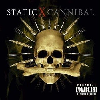 STATIC-X: CANNIBAL (CD)