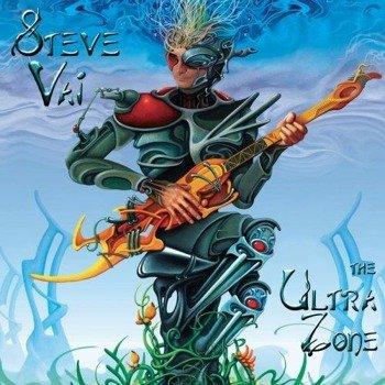 STEVE VAI: THE ULTRA ZONE (CD)