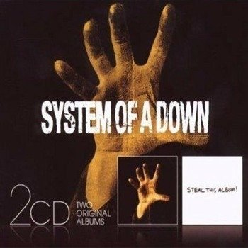 SYSTEM OF A DOWN : SYSTEM OF A DOWN / STEAL THIS ALBUM! (CD)