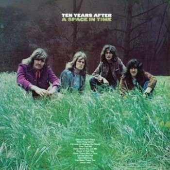 TEN YEARS AFTER: A SPACE IN TIME (CD)