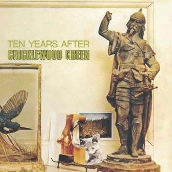 TEN YEARS AFTER: CRICKLEWOOD GREEN (CD)