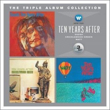 TEN YEARS AFTER: THE TRIPLE ALBUM COLLECTION (3CD)