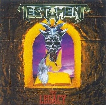 TESTAMENT: THE LEGACY (CD)