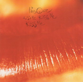 THE CURE : KISS ME, KISS ME, KISS ME (CD)
