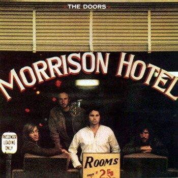THE DOORS: MORRISON HOTEL (CD)