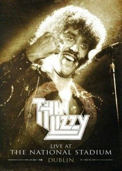 THIN LIZZY: LIVE AT THE NATIONAL STADIUM DUBLIN 1975 (DVD)