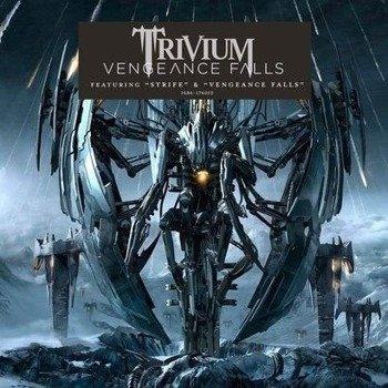 TRIVIUM: VENGEANCE FALLS (CD)