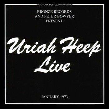URIAH HEEP: LIVE 73 (2CD) REMASTER