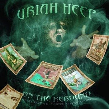 URIAH HEEP: ON THE REBOUND -VERY EAVY 40TH ANNIVERSARY COLLECTION (2CD) REMASTER