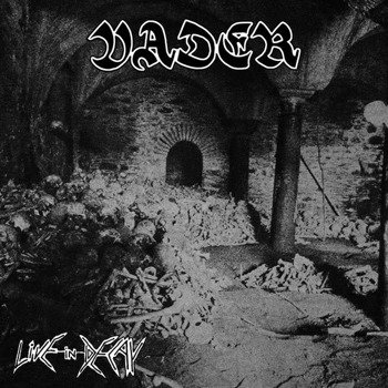 VADER: LIVE IN DECAY (CD)