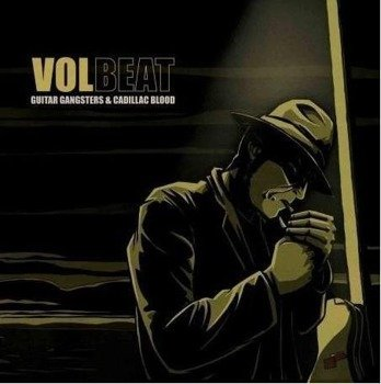 VOLBEAT: GUITAR GANGSTERS & CADILLAC BLOOD (CD)