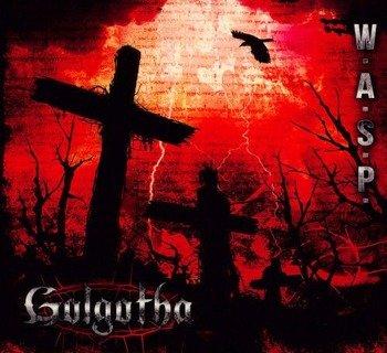 W.A.S.P: GOLGOTHA (CD) LIMITED