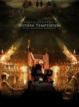 WITHIN TEMPTATION: BLACK SYMPHONY (DVD)
