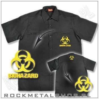 WORKSHIRT BIOHAZARD