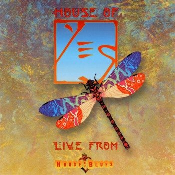YES: HOUSE OF YES - LIVE FROM HOUSE OF BLUES (2CD)