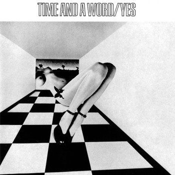YES: TIME AND A WORD (CD)