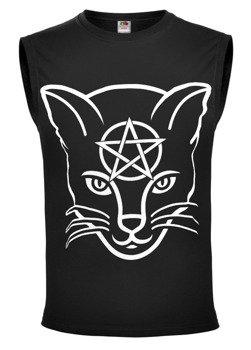 bezrękawnik AMENOMEN - HEAD CAT (OMEN029BR BLACK)