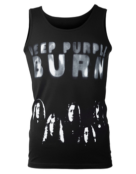 bezrękawnik DEEP PURPLE - BURN