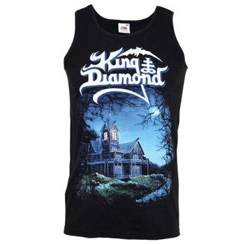 bezrękawnik KING DIAMOND - THEM