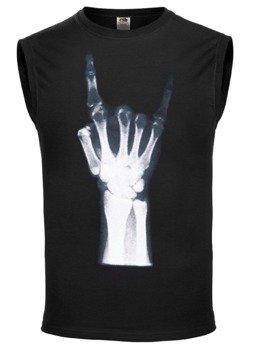 bezrękawnik X-RAY HAND - MANO CORNUTA