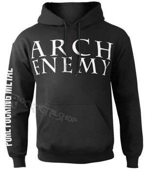 bluza ARCH ENEMY - SYMBOL, z kapturem