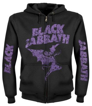 bluza BLACK SABBATH - CREATURE rozpinana, z kapturem