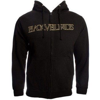 bluza BLACK VEIL BRIDES - MORNING STAR, rozpinana z kapturem