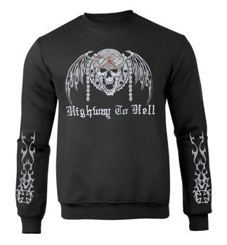 bluza HIGHWAY TO HELL bez kaptura