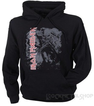 bluza IRON MAIDEN - HIGH CONTRAST TROOPER