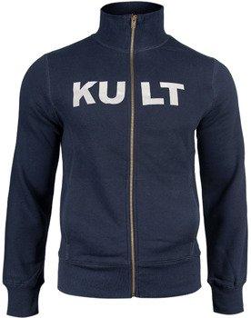 bluza KULT - HURRA! granatowa
