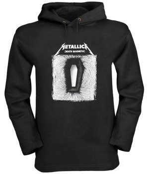 bluza METALLICA - DEATH MAGNETIC z kapturem