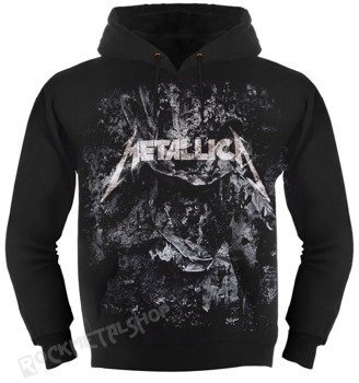 bluza METALLICA - DECAY, z kapturem