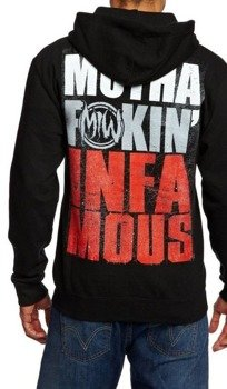 bluza MOTIONLESS IN WHITE - INFAMOUS, rozpinana z kapturem