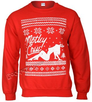 bluza MOTLEY CRUE - HOLIDAY, bez kaptura
