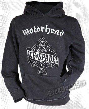 bluza MOTORHEAD - ACE OF SPADES szara